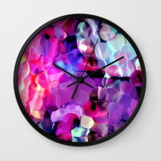 Uva B Wall Clock