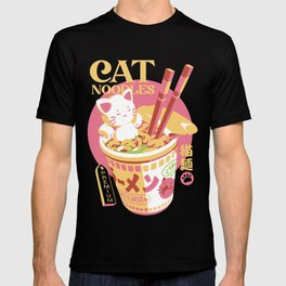 Cat Noodles T-shirt