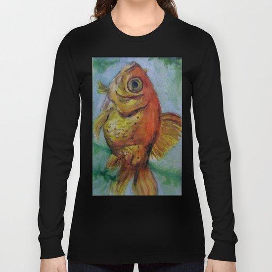 Fish Eye Long Sleeve T-shirt