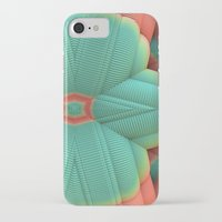 deco iPhone & iPod Cases featuring Miami Deco by Lyle Hatch