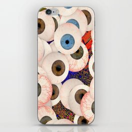 YEUX iPhone Skin
