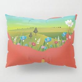Mongolia Pillow Sham