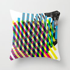 Spectra:1:9 Throw Pillow