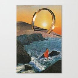 I Saw The Light Canvas Print