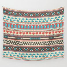 Fair-Hyle Knit Wall Tapestry