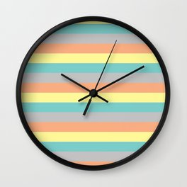 Blackpool rock Wall Clock