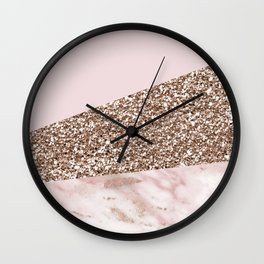 Luxe imagination Wall Clock