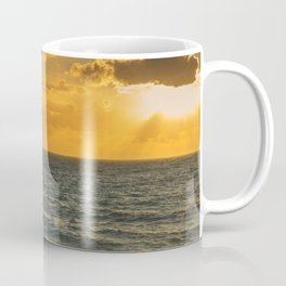 Another Sunset in Cornwall Coffee Mug
