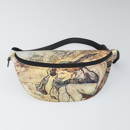 Be foxy Fanny Pack