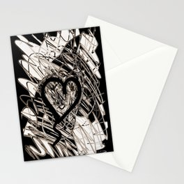 heartbeat Stationery Cards
