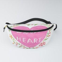 Wild Heart Fanny Pack