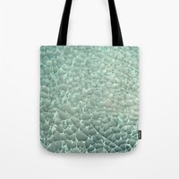 mercedes Tote Bags featuring Shattered by RichCaspian
