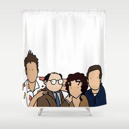 Super 4 Shower Curtain