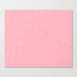 Pink Fibre Canvas Print