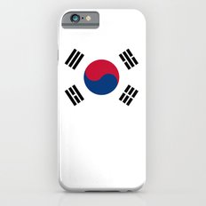 National flag of South Korea, officially the Republic of Korea, Authentic version - color and scale Slim Case iPhone 6s