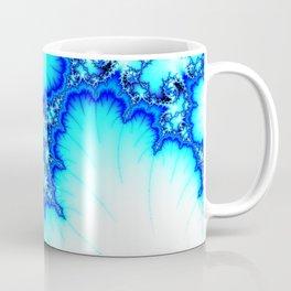 Frozen Fractal Terrain Coffee Mug
