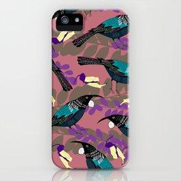 tui pink iPhone Case