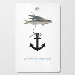 Anchors aweigh! Cutting Board