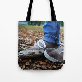 close to home Tote Bag