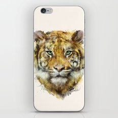 Tiger // Strength iPhone & iPod Skin