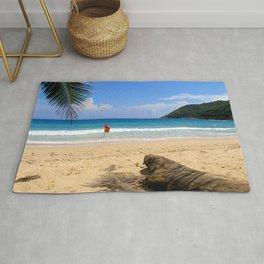 Dream Phuket beach Rug