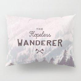 The Hopeless Wanderer Pillow Sham