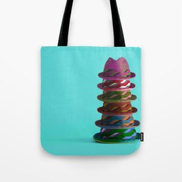 Hat Mountain Tote Bag