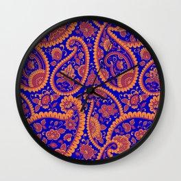 Seamless Art - 3 Wall Clock