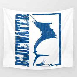 Bluewater Sailfish Wall Tapestry