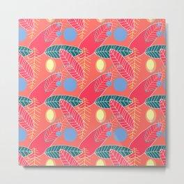 pantone gardenia Metal Print