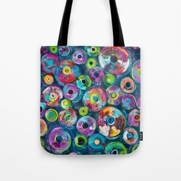 Jars of Knowledge Tote Bag