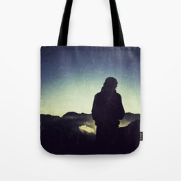 MOUNTAIN TREKKER Tote Bag