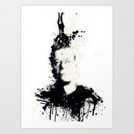 _byebye Lou Art Print