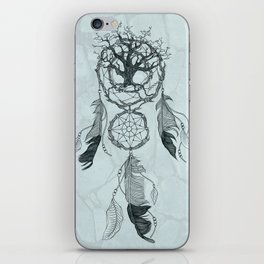 FREE SPIRIT iPhone Skin