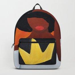 Unbothered (Orange) Backpack
