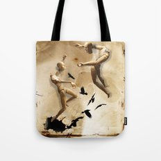 Tarot series: The Lovers Tote Bag