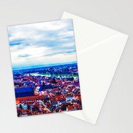 Overlooking Heidelberg Stationery Cards