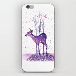 Rooted Deer iPhone Skin