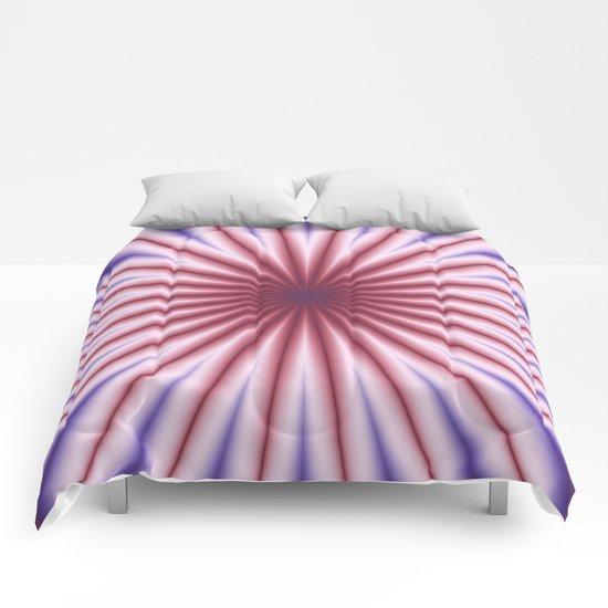 Burst in DPA 01 Comforters