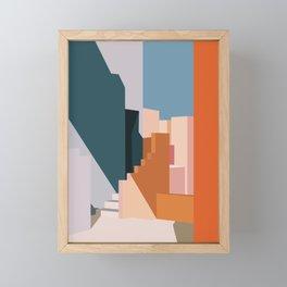 Architecture Framed Mini Art Print