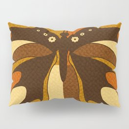RETRO BUTTERFLY Pillow Sham