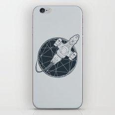 Shining star iPhone & iPod Skin