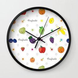 Frufrutis Wall Clock