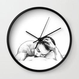 asc 739 - Les matinales II (Good morning II) Wall Clock