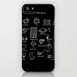 Things that Glow iPhone Case