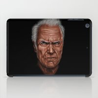 clint barton iPad Cases featuring Clint by Palm