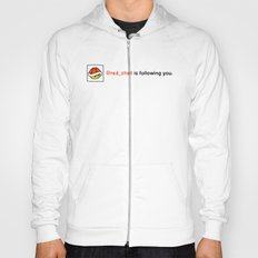 @red_shell is following you. Hoody