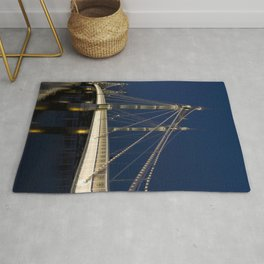 The Albert Bridge London Rug