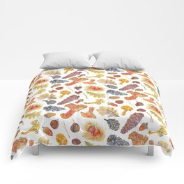 Forest Treasures - Pattern Comforters