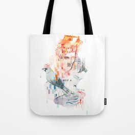 I can't speak your language Tote Bag